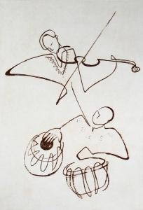 Violin & Tabla